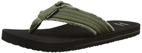 Billabong Operator, Tongs homme Noir - Schwarz (black 19)