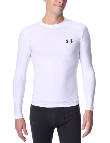 Under Armour Heatgear Long Sleeve Compression T-Shirt