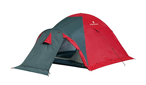 ferrino-aral-3-person-tent-red