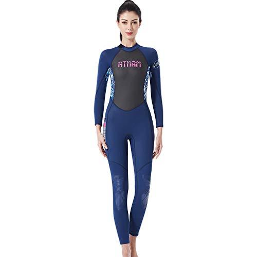 CAOQAO Neoprenanzug Damen TauchausrüStung Damen Halten Warme Surfanzug Damen Schwimmen Surfen Und Schnorcheln Neoprenanzug Sale