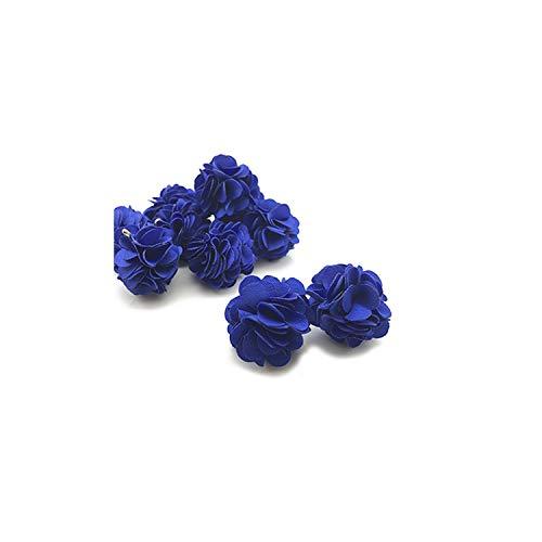 2.5cm, Quaste, Troddel-Blumen-Kugel, Anhänger für Ohrringe, Zubehör, Anhänger für Ohrringe 10Pcs / Beutel, L18418 - Quaste Trim Schal