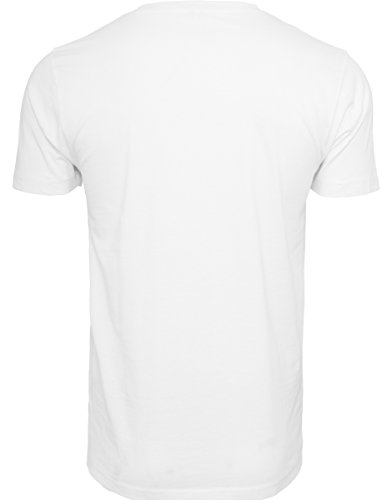 Famous Stars and Straps Herren Loud and Clear Tee T-Shirt white