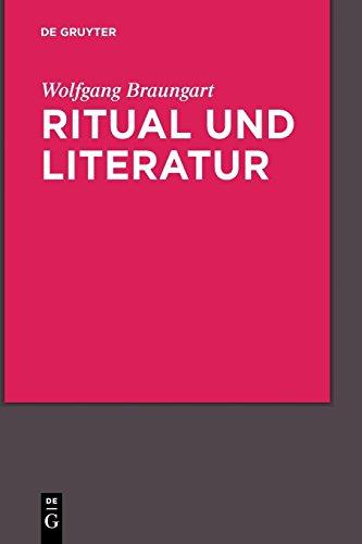 Ritual und Literatur (Konzepte der Sprach- und Literaturwissenschaft, Band 53)