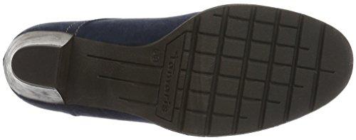 Tamaris 25122, Bottes Classiques Femme Bleu (Navy 805)