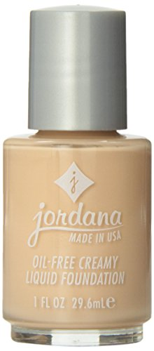 JORDANA Liquid Foundation - Beige