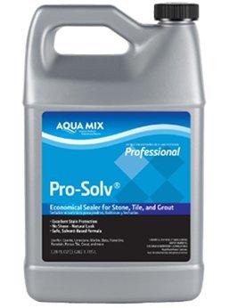 Pro-Solv (473 ml) wirtschaftliche Versiegelung für Stein und Fliesen-Aqua Mix GROUT &