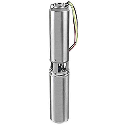 3/4 HP, 2-Wire Stainless Steel Deep Well Submersible Pump