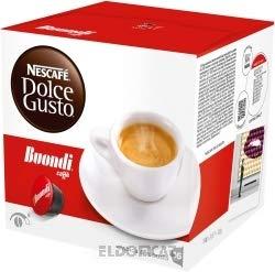 Nescafé Dolce Gusto Espresso Buondi, 16 Capsule