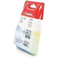 Canon PG-510+CL-511 Cartucho Multipack de tinta original Negro y Tricolor para Impresora de Inyeccion de tinta Pixma MX320-MX330-MX340-MX350-MX360-MX410-MX420-MP230-MP240-MP250-MP252-MP260-MP270-MP272-MP280-MP282-MP480-MP490-MP492-MP495-MP499-IP2700-IP2702
