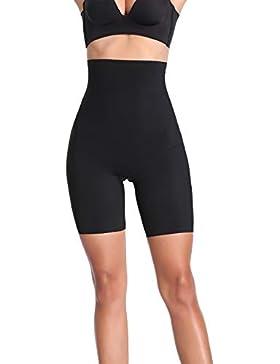 Joyshaper Faja Pantalón Shapewear de Cintura Alta para Muslos Más Delgados para Mujer Control de Barriga Adelgaza...