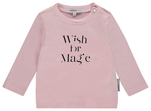 Noppies Baby-Mädchen Langarmshirt G Tee ls Waukesha, Rosa (Blush C093), 80