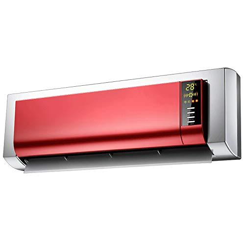 ZHILIAN® Calentador Eléctrico Rojo