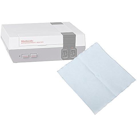 DURAGADGET Gamuza Limpiadora Para Consola Nintendo NES Classic Mini - ¡Adiós Suciedad!