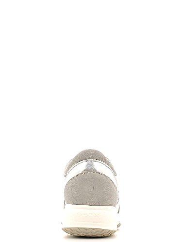 Geox J5256B 02211 Scarpa lacci Bambino Grigio