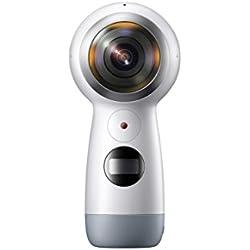Samsung New Gear 360 Référence R210 Vidéos et Photos 4K - Blanc (Import Allemagne)
