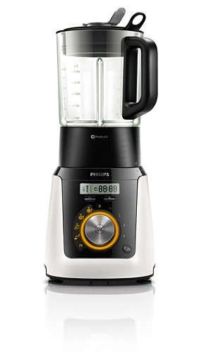 PHILIPS HR2091/30 Mixer mit Kochfunktion