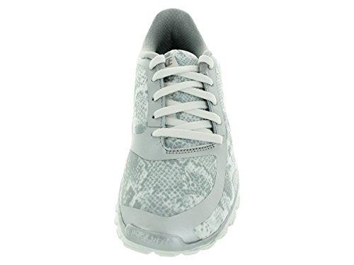 Nike W Nk Free 5.0 V4 Ns Pt, sneaker femme Metallic Silver/Summit White/Metallic Silver