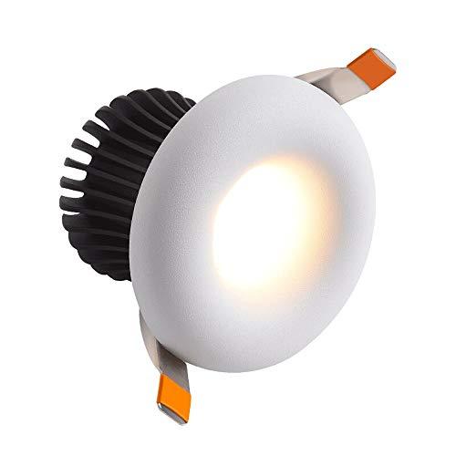 Proyector LED Incrustado Lámparas planas integradas para techo Nordic Empotrable Montaje empotrado...