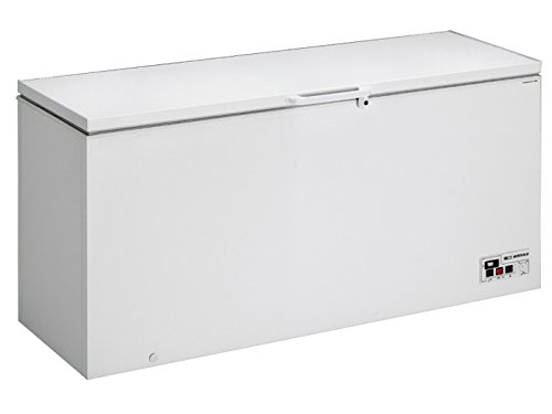 Profi Gefriertruhe, 545 Liter, statische Kühlung, -18/ -24° C, Schnellfroster, GGG 550CHV