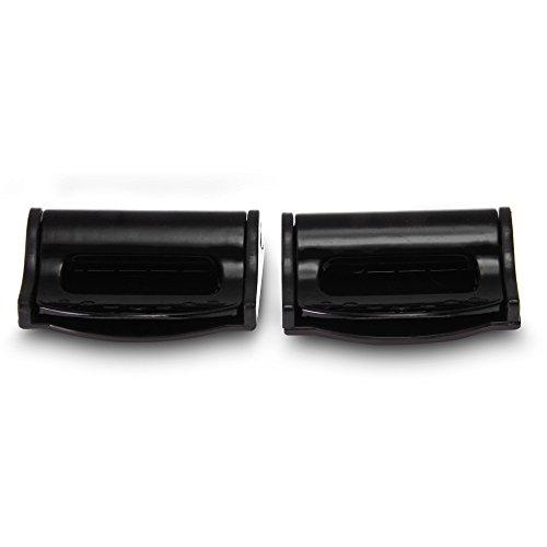 2PCS Clip Sujecion para Cinturon de Seguridad Ajustable Coche