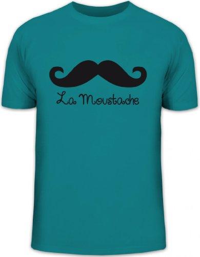 shirtstreet24-la-moustache-mustache-schnurrbart-herren-t-shirt-fun-shirt-funshirt-grosse-xldiva