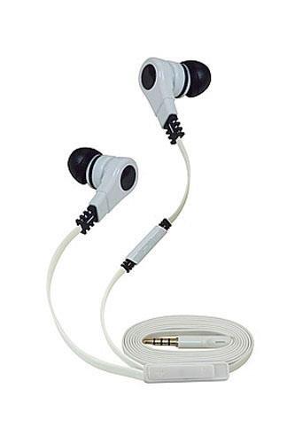Super High Klarheit 3,5mm Stereo-Ohrhörer/Kopfhörer für Nokia 8/2/5/X/6/Lumia 930/1020/920/520/1520/730/720(schwarz, rot, weiß, blau) (Kopfhörer Einsamkeit)