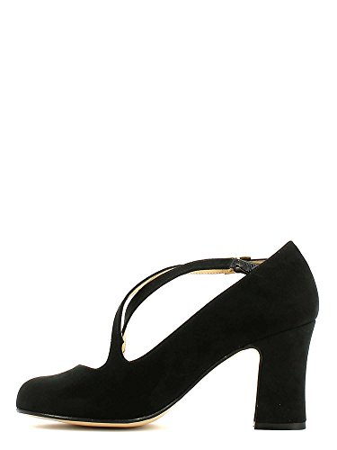 GRACE SHOES 7534 Decollete' Donna Nero