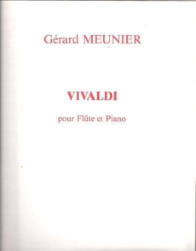 Vivaldi pour flûte et piano