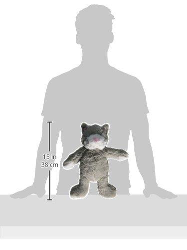 Cozy Plush Cat Heatable Soft Toy