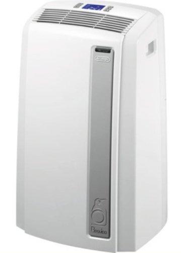 DeLonghi PAC AN 110 - Sistema de aire acondicionado portátil, color blanco