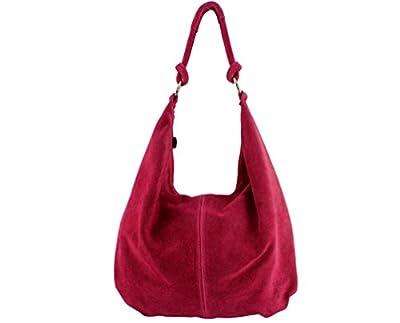 Sac à main Daim Alegria Italie - Plusieurs Coloris - sac daim alegria|sac bandouliere alegria|sac cuir souple|sac femme daim|sac cuir tous les jours|sac daim chloly