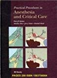 Practical Procedures in Anesthesia and Critical Care