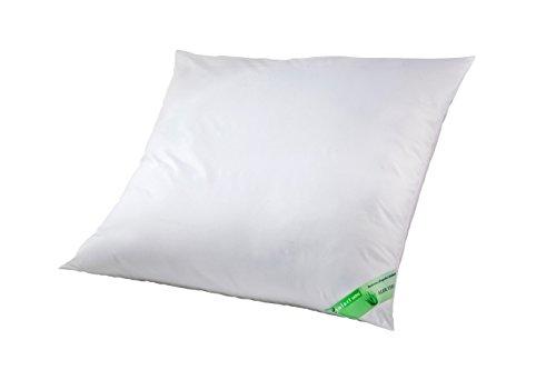 PROCAVE MICRO-AloeVera Kissen 80x80cm | Mircofaser | Aloe Vera | Kopfkissen | Schlafkissen | Soft Touch