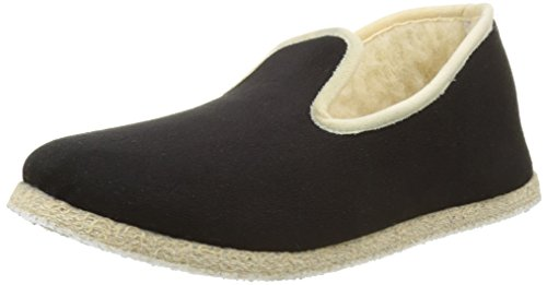 Noir Rondinaud Chaussons P7znqgdw Homme Chartres Bas gFPAff
