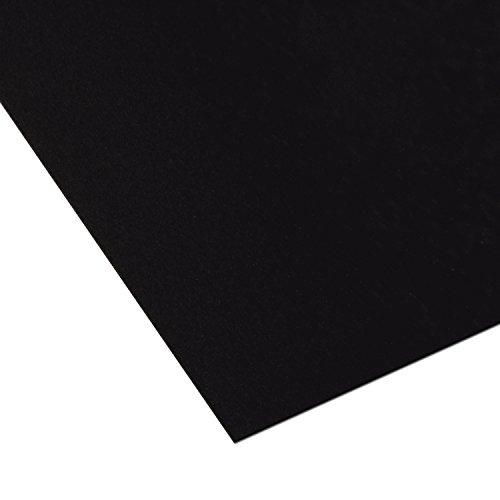 (Worbla 's Black Art (Größe M - Lang) in den Maßen ca. 375mm x 1000mm / Cosplay)