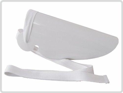 Sockenanziehhilfe, Strumpfanziehilfe, Strumpfanzieher, Sockenanzieher aus Kunststoff Farbe: Weiß *Top Qualität zum Top Preis*