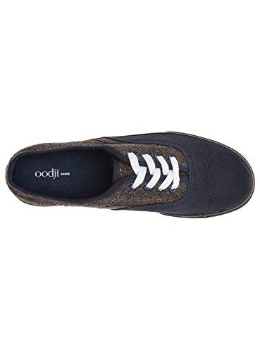 Oodji Ultra Men Azul Artificial Suede Sneakers (7900n)