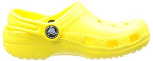 Crocs Classic Kids 1006, Sabot Unisex – Bambini Giallo (Sunshine)