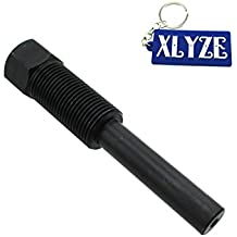 XLYZE ATV Extractor de embrague secundario para 89-99 Polaris Big Boss 250 300 350L