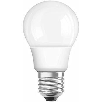 osram led lampe e27 classic a energiesparlampe 5w 40 watt ersatz led birne als kolbenlampe. Black Bedroom Furniture Sets. Home Design Ideas