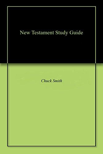 New Testament Study Guide (English Edition)