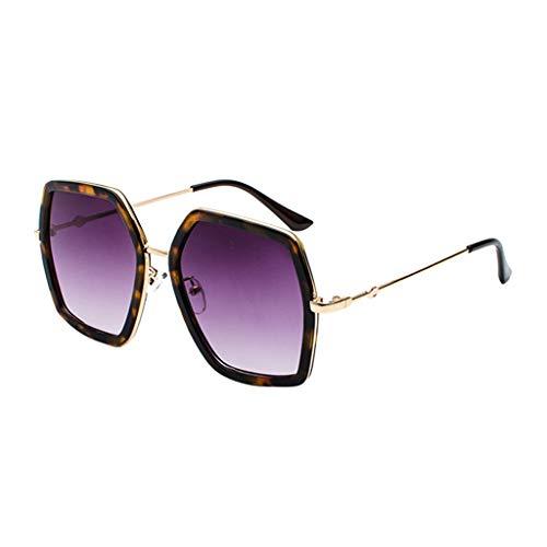 SuperSU Unisex Sommer Sonnenbrillen Vintage Retro Brillen Mode Damen Sonnenbrillen Übergroße Luxus Mehrfarbig Brille Brillenfassung in verschiedenen Farben Unisex Sportsonnenbrille