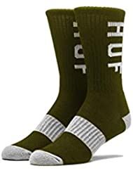 Huf Performance Crew olive Calcetines