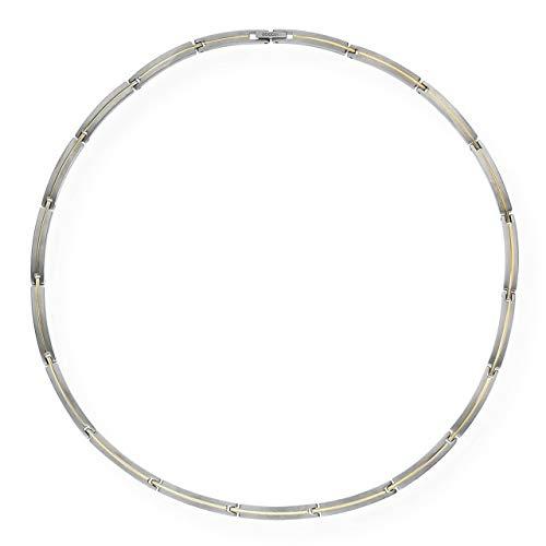 Boccia Titan Damen-Halskette 08020-02