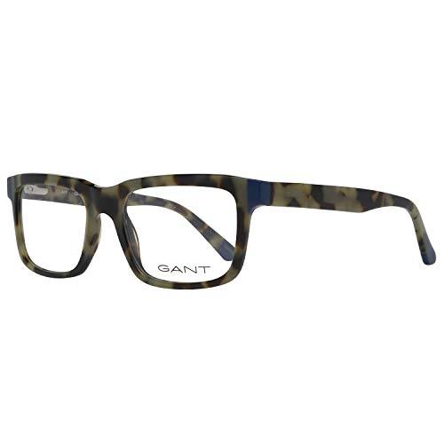 GANT Herren Brille Ga3158 056 52 Brillengestelle, Grau,