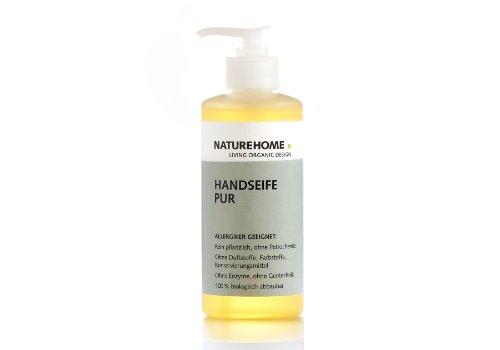 Bio Handseife PUR Allergiker 300 ml (Reinigen Hanf Schuhe)