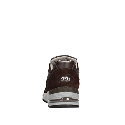 New Balance Hommes M991sdb Chaussures Sneakers Caoutchouc Sole Suede Cuir