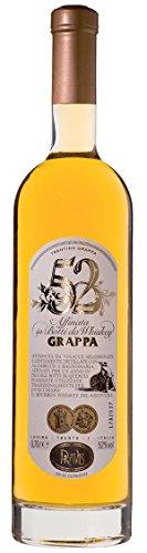 "Grappa ""La 52"" Vieilli en fûts de whisky - Pravis"
