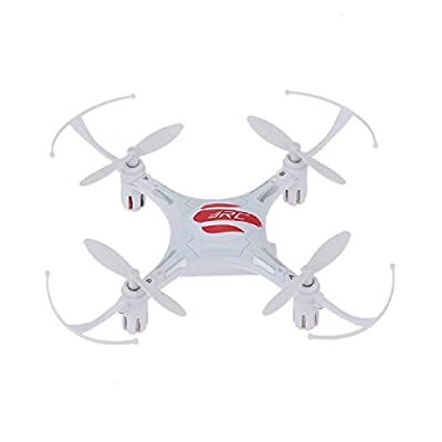 3D Roll RC Quadcopter, Megadream H8 Mini Headless Mode 2.4G 4CH 6 Axis Nano Quadcopter Drone RTF Mode 2, One key return/ Headless Mode/ 3D flip/ Battery protection/ LED lights for Night Flight