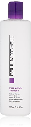 Paul Mitchell extrabody Daily Shampoo - Kräftigt - Verleiht Volumen, 500 ml - Extra Body Daily Shampoo